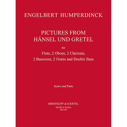 Pictures from Hansel und Gretel