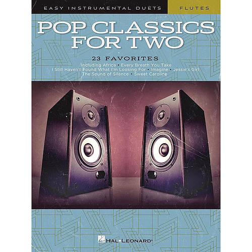 Pop Classics for Two (Easy Instrumental Duets)