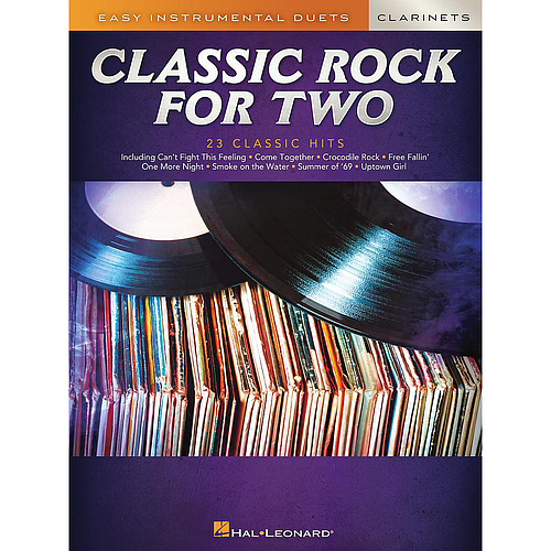 Classic Rock for Two (Easy Instrumental Duets)