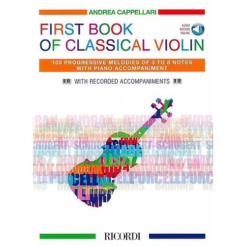 First Book of Classical Violin