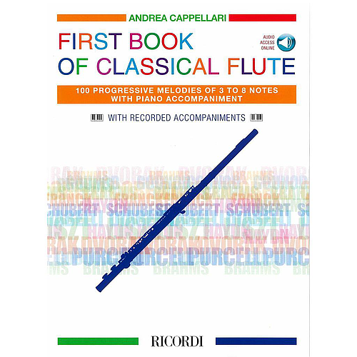 First Book of Classical Flute