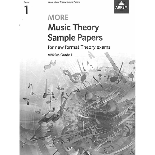 More Music Theory Sample Papers for new format Theory exams Grade 1