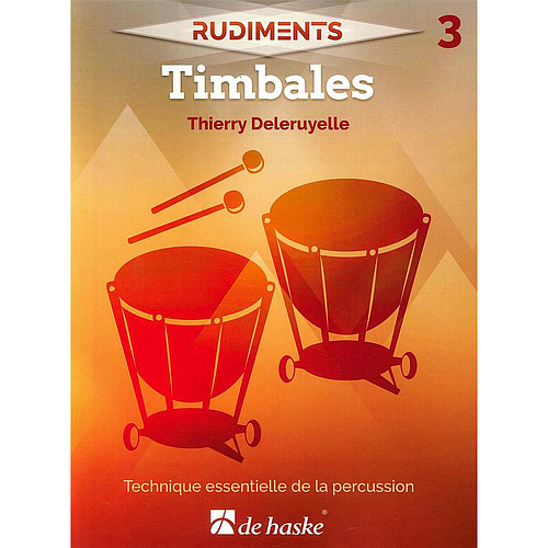 Rudiments 3 (Timbales)